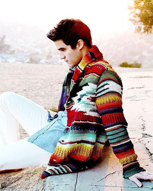 Blaine Anderson Darren Criss