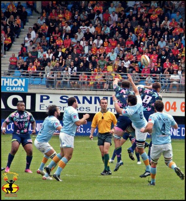 Usap vs le Stade Français