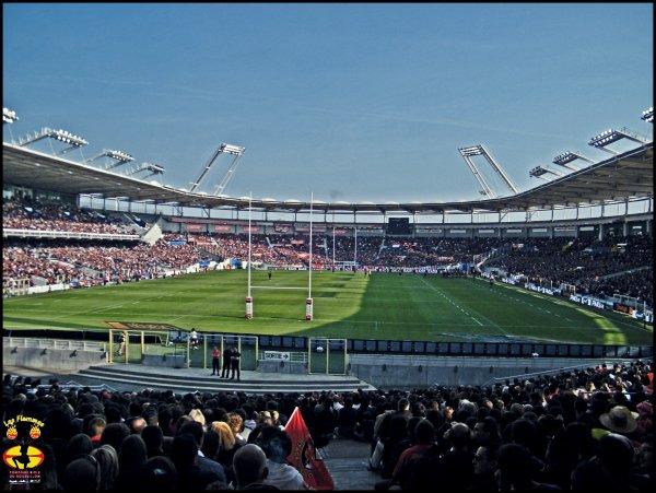 Stade Toulousain - USAP