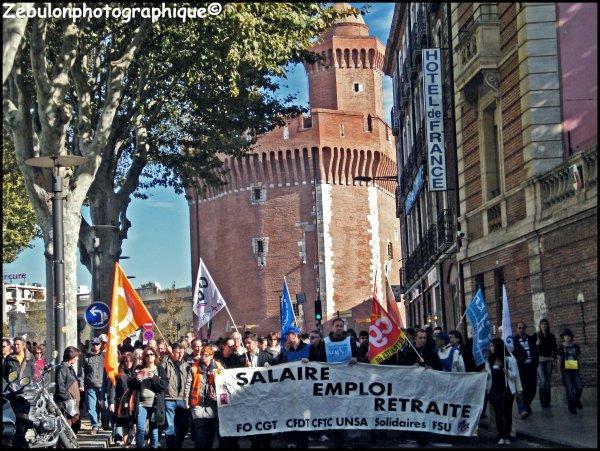 photo greve perpignan