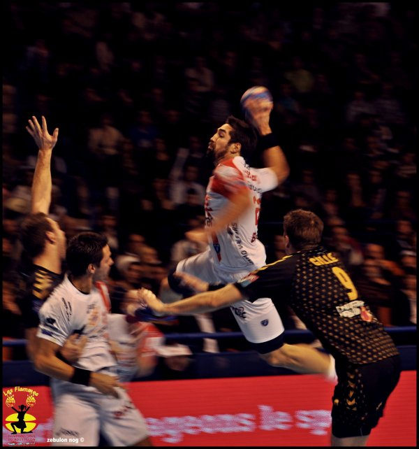 FINALE COUPE LIGUE NATIONALE de HANDBALL 2010
