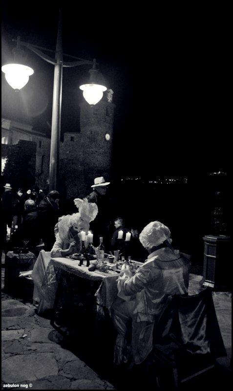 collioure : la fête du chapeau 31 decembre