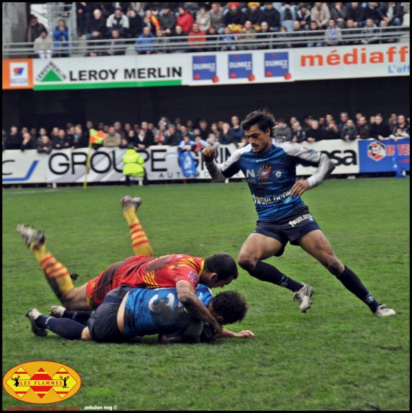 Montpellier vs USAP