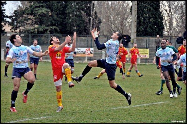 usap espoir vs Montpellier