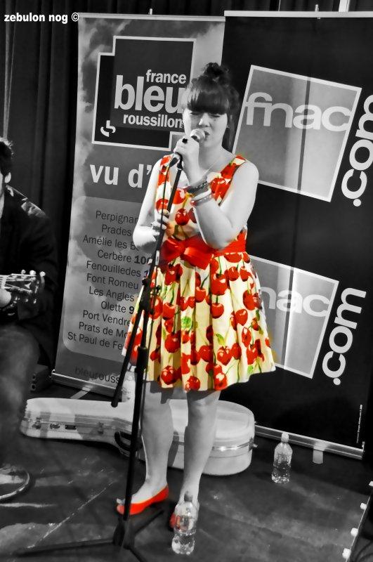 luce concert a la fnac perpignan 2011