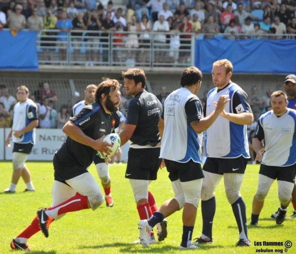 l equipe de france rugby à xv