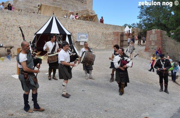 Fête Médiévale canet en roussillon 2011.