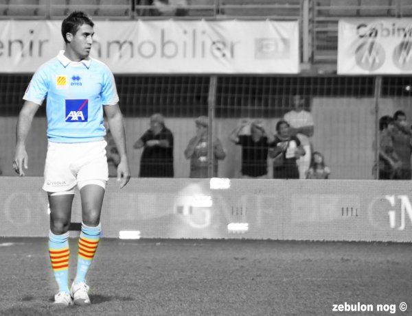 USAP VS montpellier