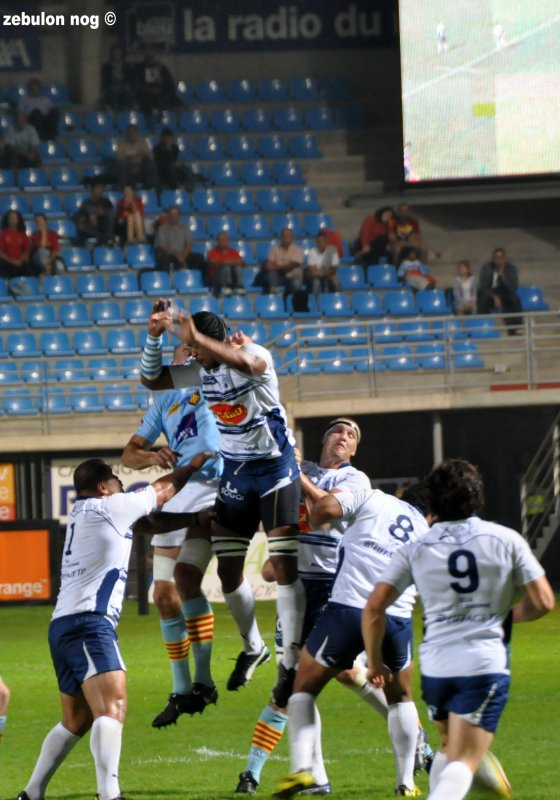 usap vs agen top 14