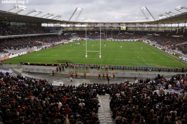 TOULOUSE VS USAP