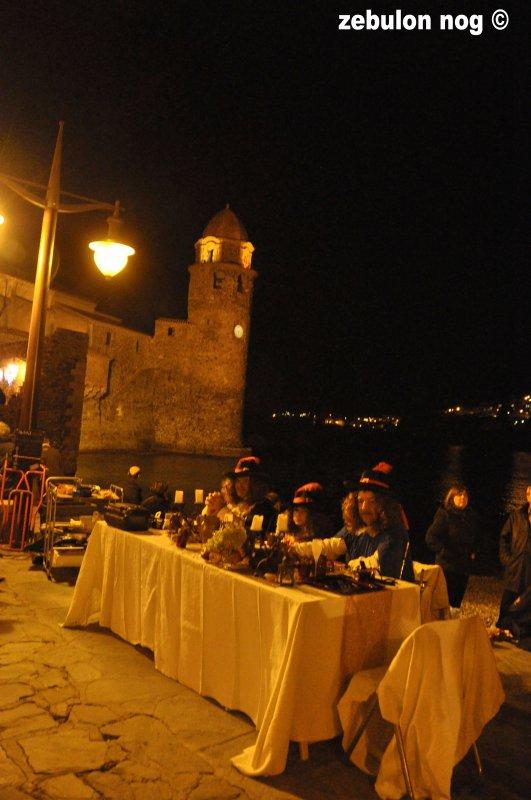 31 decembre Collioure.