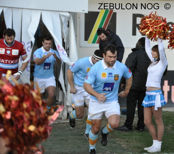 USAP VS Racing Metro 92.