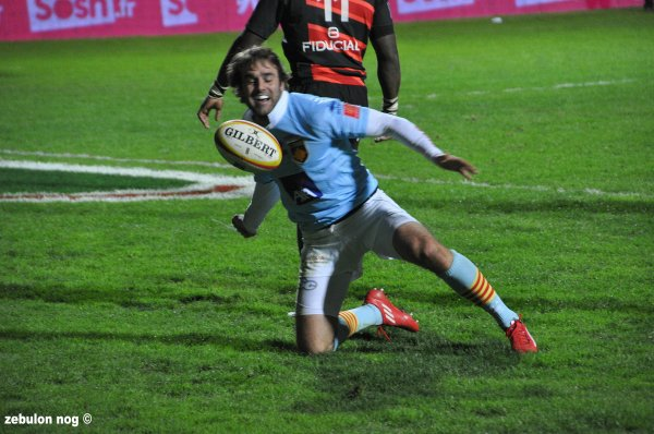 USAP VS TOULOUSE