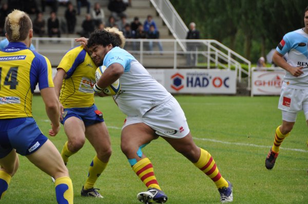 USAP VS ASM ESPOIRS