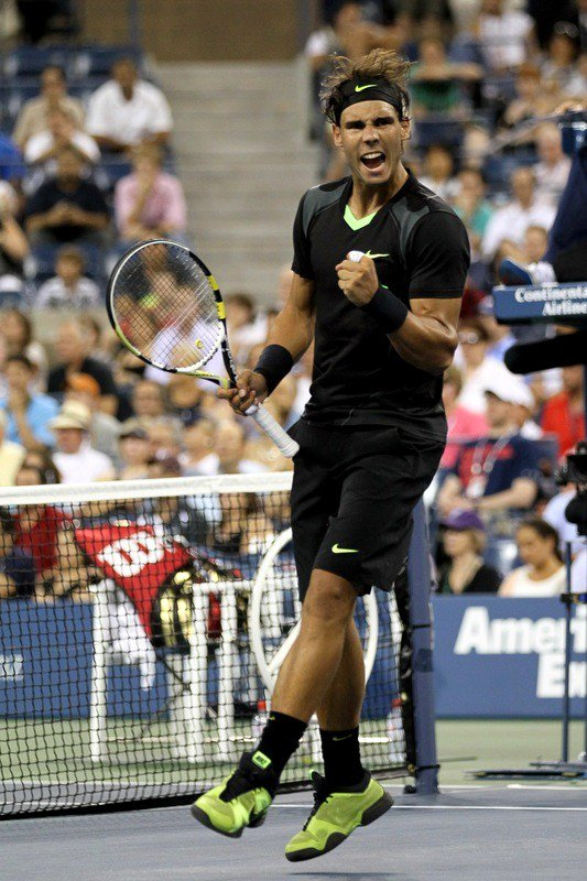 US Open 2010 : Black Power