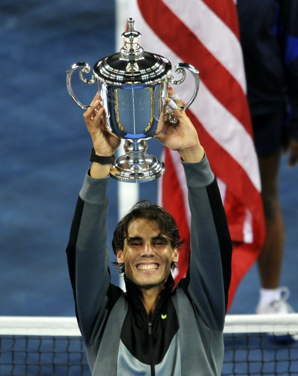 US Open 2010 : ( J'peux pas m'empêcher )