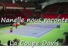 Nanelle, notre envoyé-spéciale nous fait son 1er compte rendu de la Coupe Davis