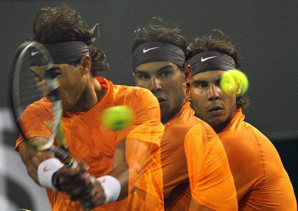 Indian Wells 2011 / 06: 1/4 de finale