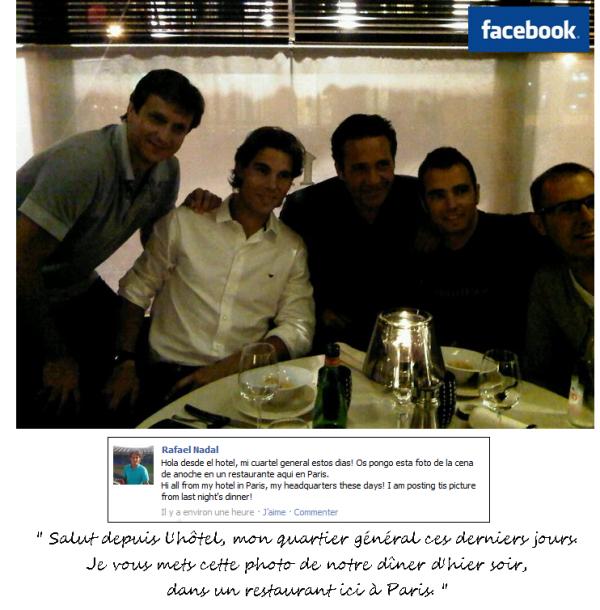 Roland Garros 2011 / 01