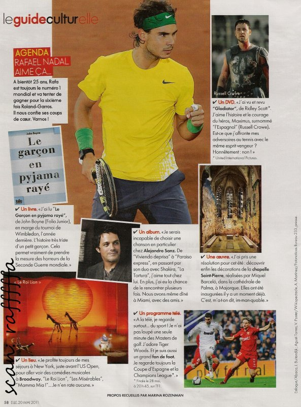 Roland Garros 2011 / 03