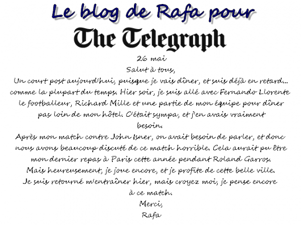Roland Garros 2011 / 06