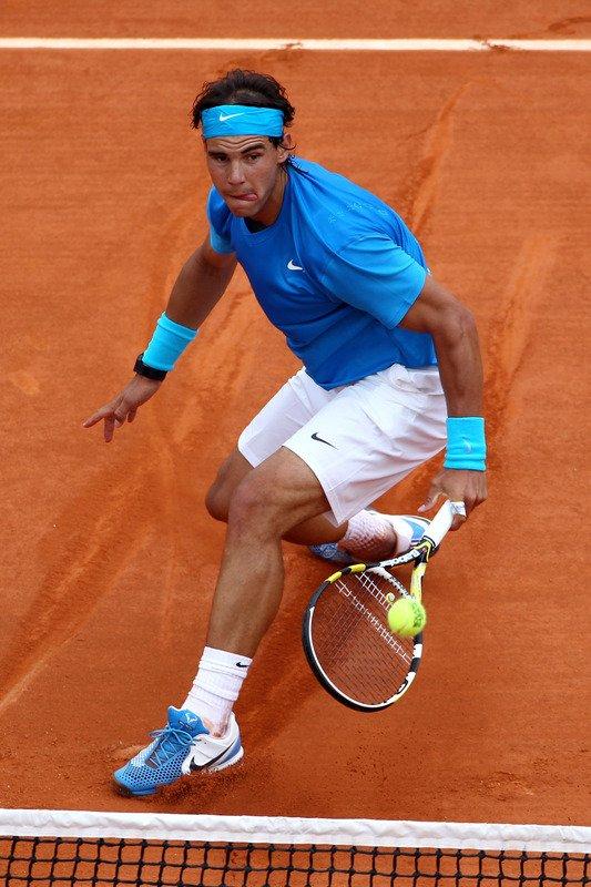 """Roland Garros 2011 / 10 : """"Je ne joue pas assez bien pour gagner, c'est la vérité non ?"""""""