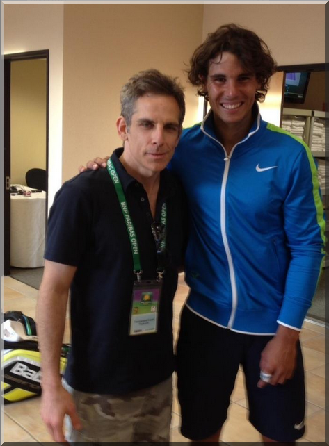 Indian Wells 2012 / 05 : Finale en double !