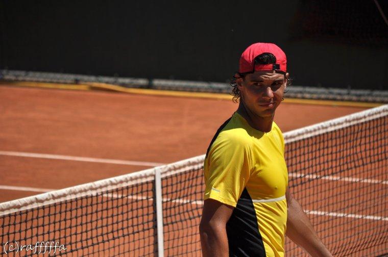 Roland Garros 2012 / 03 : La journée des (trop nombreux) enfants et Rafa