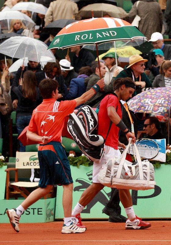Roland Garros 2012 / 14 : Du blabla et beaucoup d'énervement