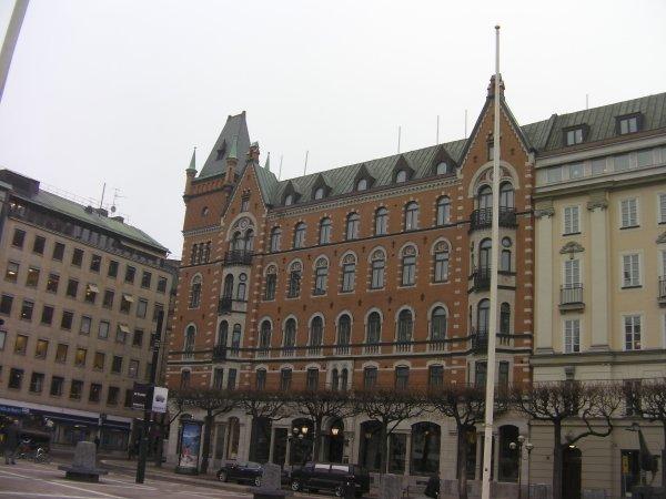 Viaje a Estocolmo (abril 2011)