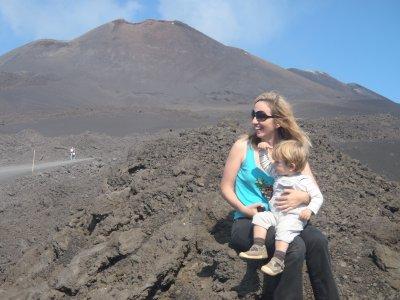 Cinco días en Sicilia con mi hijo de un año y medio (octubre de 2011)