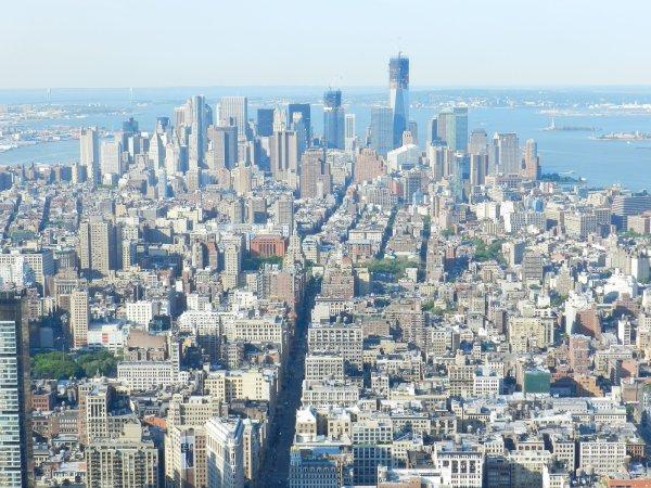 Visita de New York con un esguince