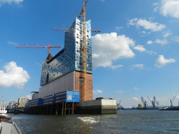 Cinco dias en Hamburgo toda la familia (Agosto 2012)