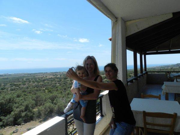 Paseo por el Sur de Creta con Antonis