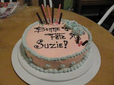 Gâteau de fête !!