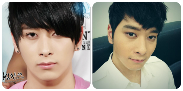 Top 8 hairstyle Chansung