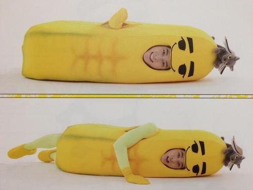 Les fameuses bananes partie 2 !