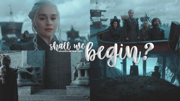 shall we begin?
