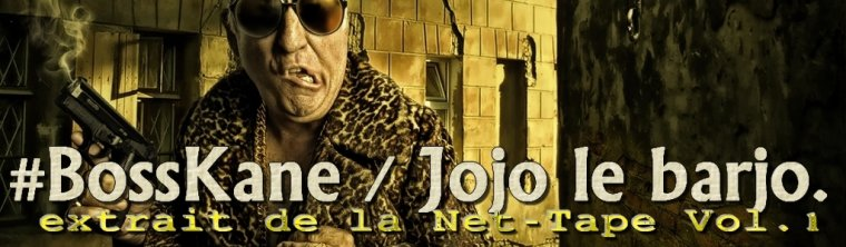 Mixtape Vol.1 / Jojo le Barjo (2009)
