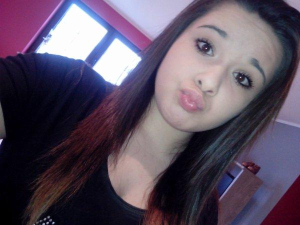 Je ne suis pas la fille parfaite,mais moi je me respecte.