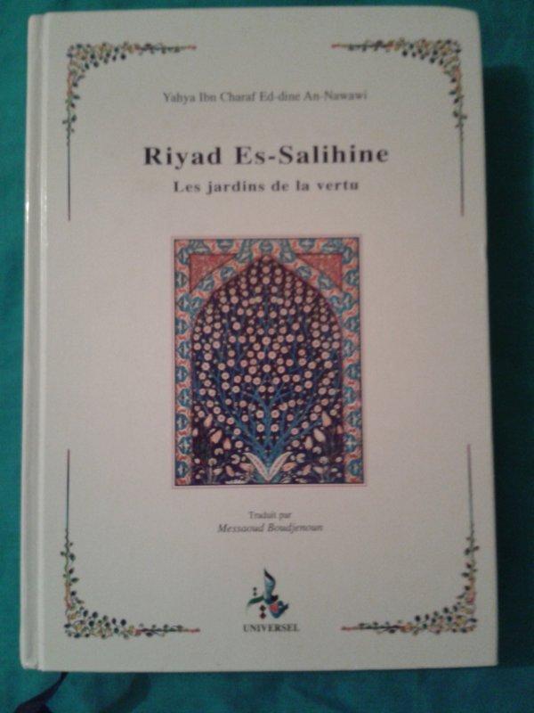 RYADH AS SALIHINE                 15euro