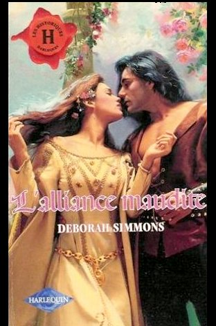 ♥L'ALLIANCE MAUDITE de DEBORAH SIMMONS♥
