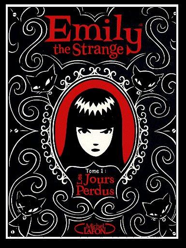 Emily The Strange, Tome 1 : Les Jours Perdus de Reger ROB