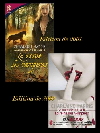 LA COMMUNAUTE DU SUD 6 : La Reine des Vampires, de CHARLAINE HARRIS