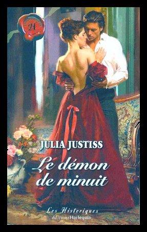 Le Démon de Minuit de Julia Justiss
