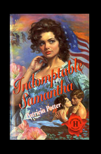 Indomptable Samantha, de Patricia POTTER
