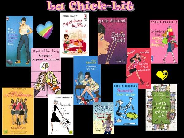 De nouveaux genres : La Chick-lit