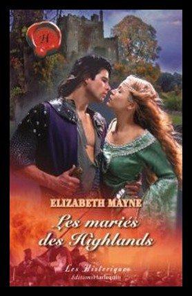 Les mariés des Highlands, de Elizabeth MAYNE