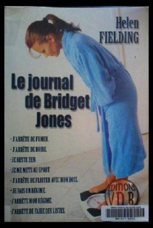 Le Journal de Bridget Jones, de Helen FIELDING