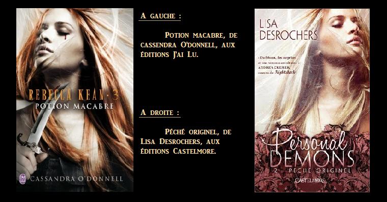 Deux livres, une seule et même couverture